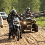 Квадроциклы, багги и мотоциклы