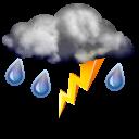 Количество дождливых дней