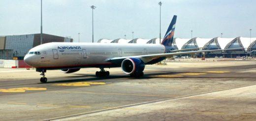 Аэрофлот в Бангкоке