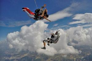 Прыжки с парашютом в Паттайе