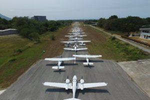 Лётная школа в Паттайе