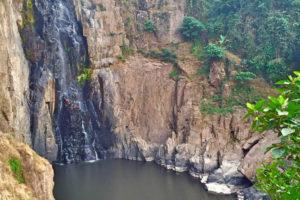 Водопад в национальном парке Кхао Яй
