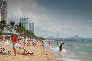 Пляж Амбассадор