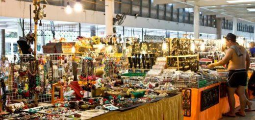 Рынок отеля Амбассадор