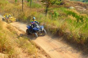 ATV Tour на квадроциклах