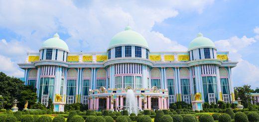 Дворец Куриного Короля