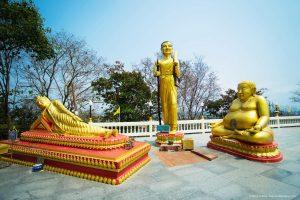 Толстый Будда - китайский Бог Хотей