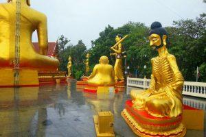 Будда-аскет