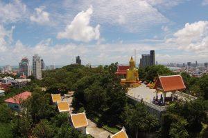 Смотровая площадка - Биг Будда в Паттайе