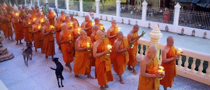 Фестиваль свечей в Паттайе