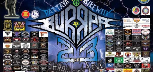Burapa Pattaya Bike Week 2020