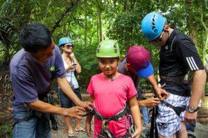 Веревочный парк Canopy Adventures