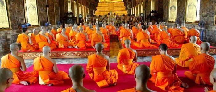 День Будды в Таиланде