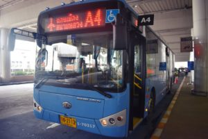 Автобус A4 из аэропорта Дон Муанг