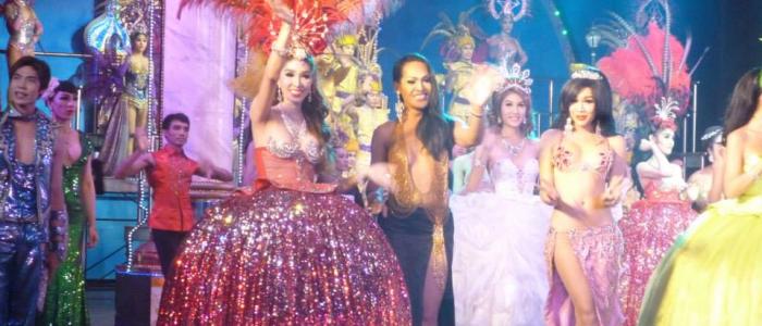Фестиваль трансвеститов