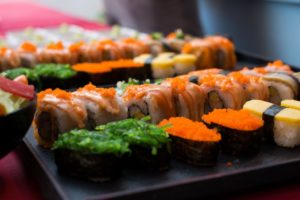 Японский ресторан FIN Shabu