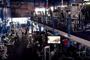 Tony's Fitness Center
