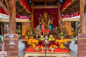 Индуистский храм Ганеши