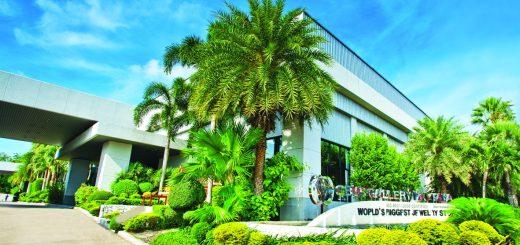 Ювелирная фабрика Gems Gallery в Паттайе