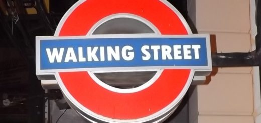 Gulliver's Walking Street
