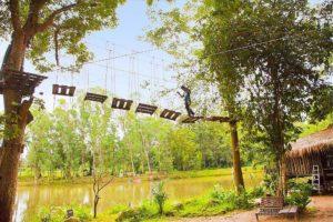 Парк приключений Tree Top Adventure Park