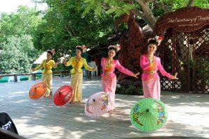 Традиционные тайские танцы