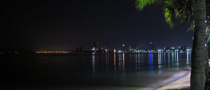 Погода ночью в Паттайе в июле