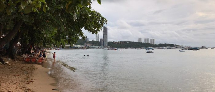 Море и пляжи в Паттайе в июне