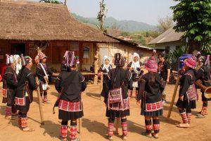 Деревня Moo Baan Chon Pao