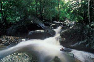 Водопад Klong Pla Kango