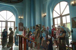 Храм Покрова Пресвятой Богородицы в Паттайе
