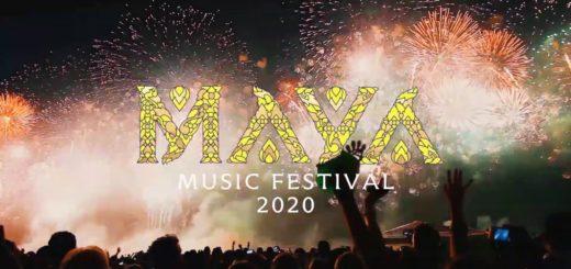 Музыкальный фестиваль MAYA Music Festival 2020