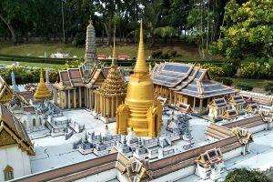 Пагода Ват Пхра Кео в Бангкоке