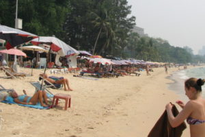 Пляж Наклуа