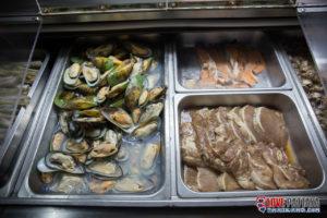 Ресторан самообслуживания Ниндзя