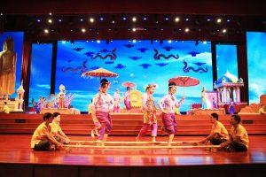 Тайское национальное шоу