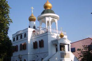 Православный Храм Всех Святых в Паттайе