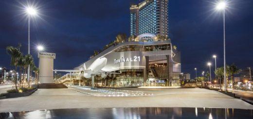 В Паттайе открылся новый торговый центр Терминал 21