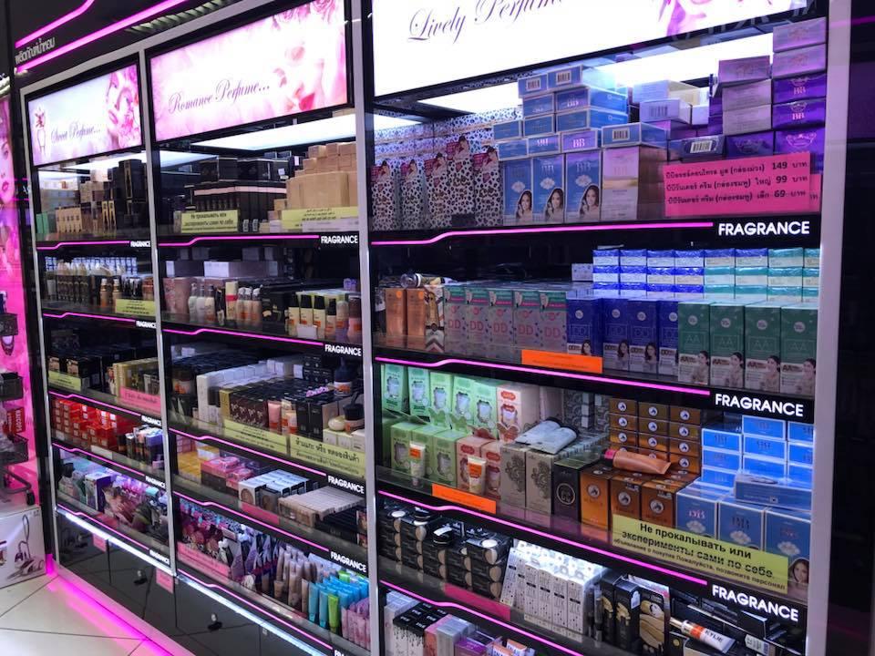 Корейская косметика купить в паттайе гидропептиды косметика сша купить
