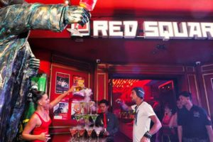 Red Square Bar