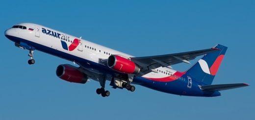 Российская авиакомпания AZUR air запускает рейс Краснодар - Бангкок