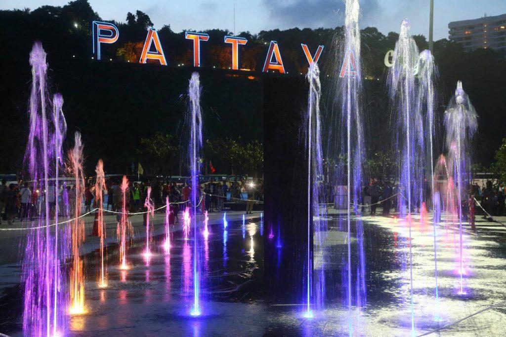 Реконструкция пирса Бали Хай в Паттайе завершена