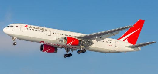 Авиакомпания Royal Flight