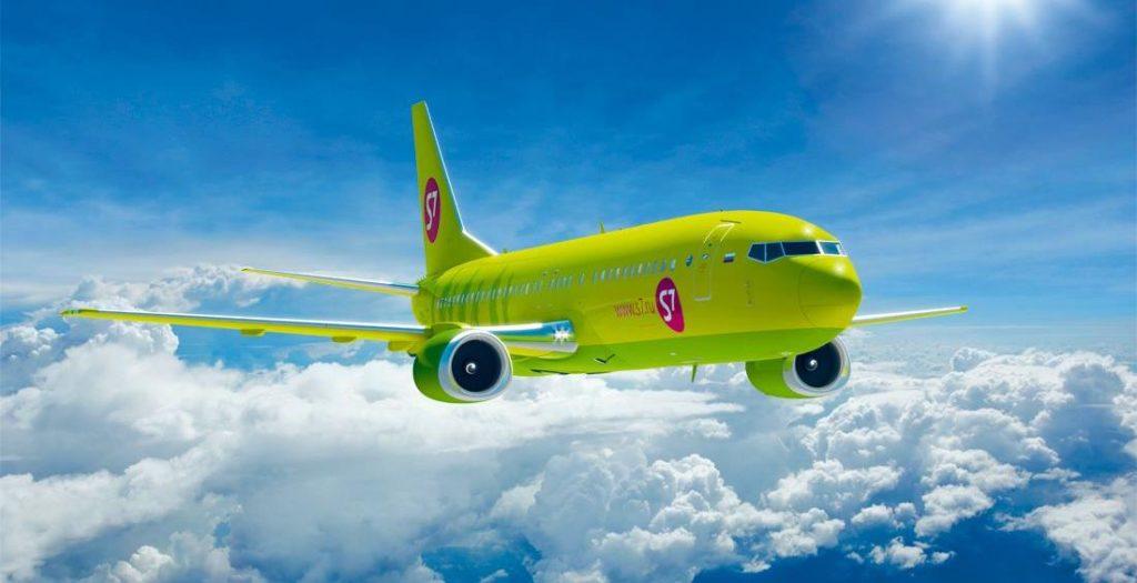 «S7 Airlines» возобновляет регулярные рейсы в Бангкок из Красноярска
