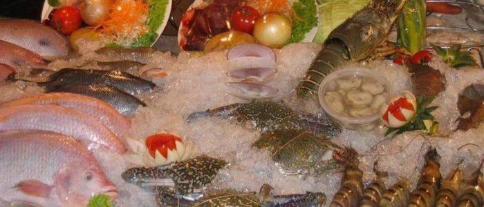 Фестиваль морепродуктов в Таиланде