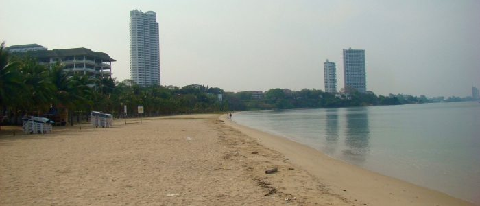Море и пляжи в Паттайе в сентябре