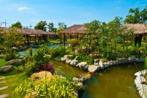 Азиатский Сад целебных трав и специй