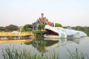 Парк Муанг Боран в Бангкоке