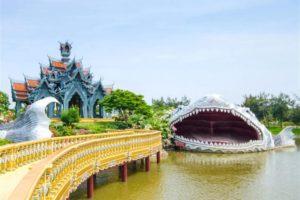 Древний город Муанг Боран