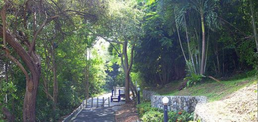 Фитнес-парк Суан Чалоемпракиат
